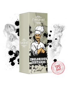 INGLOURIOUS CUSTARDS - 10ML...