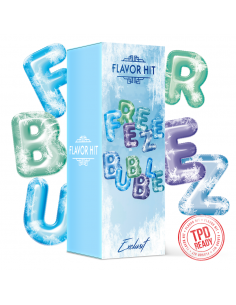 FREEZE BUBBLE - 10ML -...