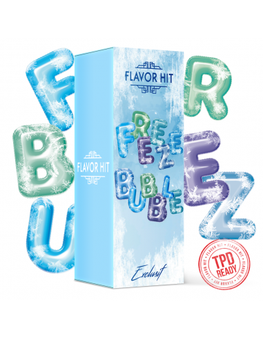 FREEZE BUBBLE - 10ML - FLAVOR HIT