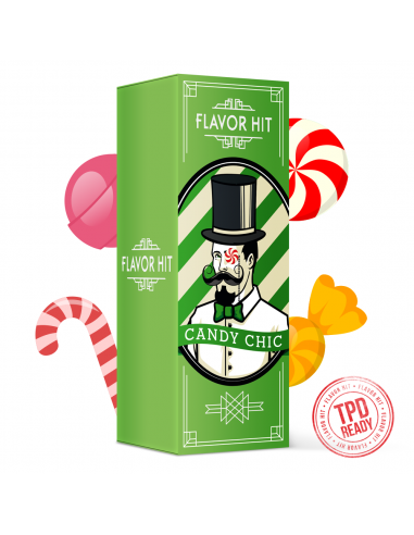 CANDY CHIC  - 10ML - FLAVOR HIT